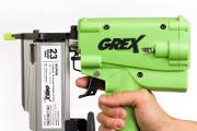 GREX AF64 15 Gauge 2-1//2-Inch Length Angle Finish Nailer Grex Power Tools